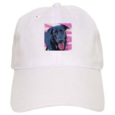 Black Lab Art Baseball Cap