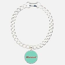 Marisol Aqua Bracelet