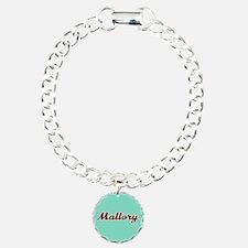 Mallory Aqua Bracelet