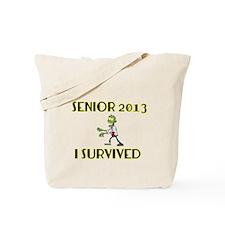 Senior 2013 Tote Bag
