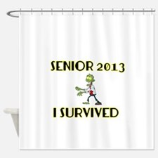 Senior 2013 Shower Curtain