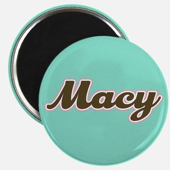 Macy Aqua Magnet