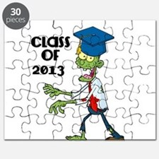 Class of 2013-Zombie with Hat Puzzle