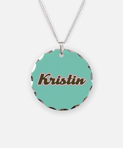 Kristin Aqua Necklace