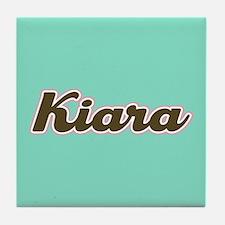 Kiara Aqua Tile Coaster