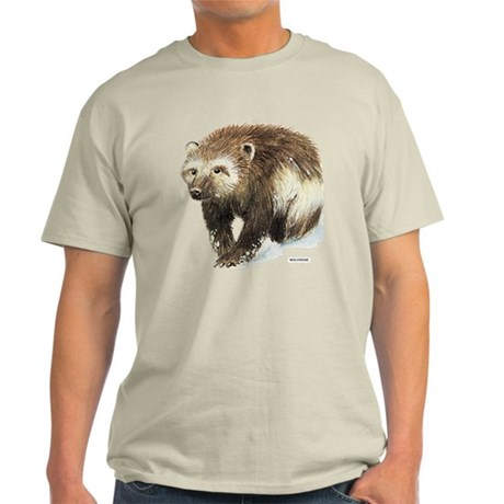 Wolverine Animal Light T-Shirt