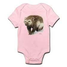 Wolverine Animal Infant Bodysuit