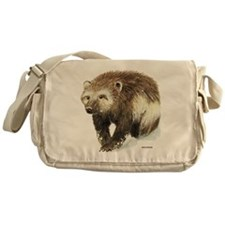 Wolverine Animal Messenger Bag