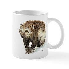 Wolverine Animal Mug
