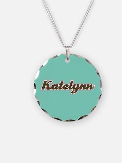 Katelynn Aqua Necklace