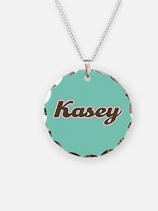 Kasey Aqua Necklace