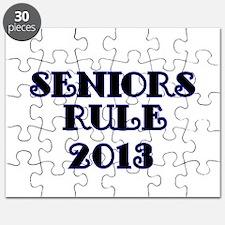 SENIORS RULE 2013 Puzzle
