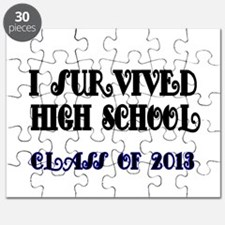 I survived High School Puzzle