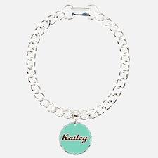 Kailey Aqua Bracelet