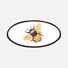 Bumblebee Insect Patches
