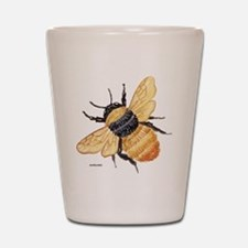 Bumblebee Insect Shot Glass