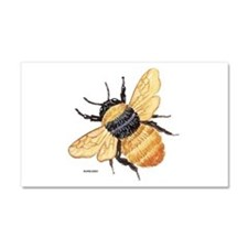 Bumblebee Insect Car Magnet 20 x 12
