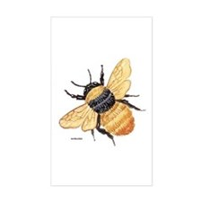 Bumblebee Insect Decal