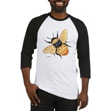 Bumblebee Insect Baseball Jersey