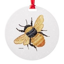 Bumblebee Insect Ornament