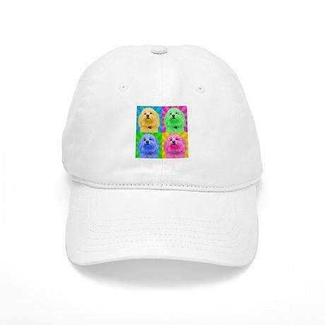 Pop Art Havanese Cap