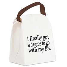 I finally got a degree to go with my BS Canvas Lun