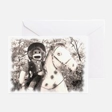 Cowgirl Emma Greeting Cards (Pk of 10)