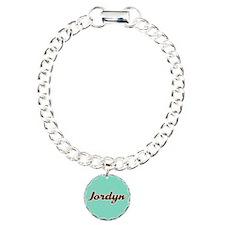 Jordyn Aqua Bracelet