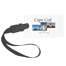 Cape Cod Americasbesthistory.com Luggage Tag