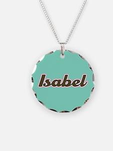 Isabel Aqua Necklace