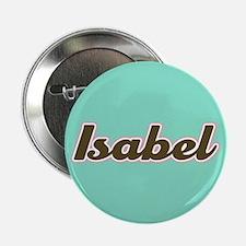 """Isabel Aqua 2.25"""" Button"""