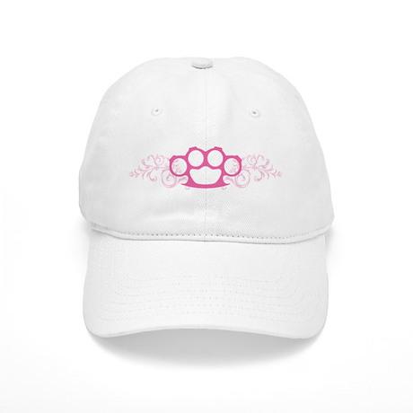Pink Brass Knuckles Cap
