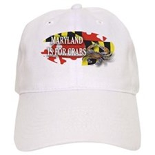 MARYLAND BLUE CRAB Baseball Cap