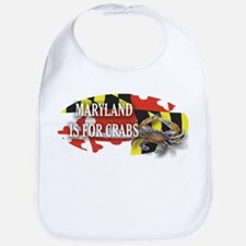 MARYLAND BLUE CRAB Bib