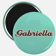 Gabriella Aqua Magnet