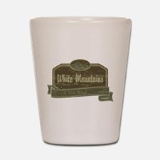 White Mountains: Get Back to Nature Shot Glass