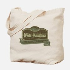 White Mountains: Get Back to Nature Tote Bag