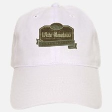 White Mountains: Get Back to Nature Baseball Baseball Baseball Cap