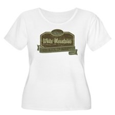 White Mountains: Get Back to Nature Plus Size T-Sh