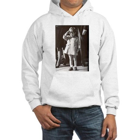 JFK Jr. Hooded Sweatshirt