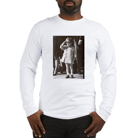 JFK Jr. Long Sleeve T-Shirt