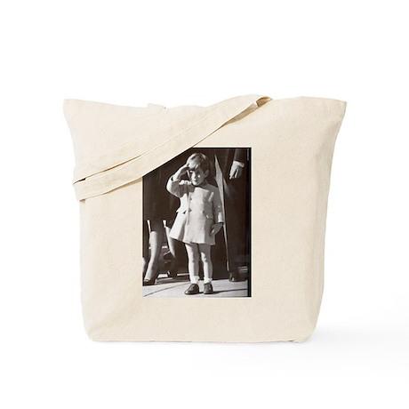 JFK Jr. Tote Bag
