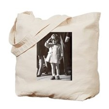 JFK Jr. Tote Bag