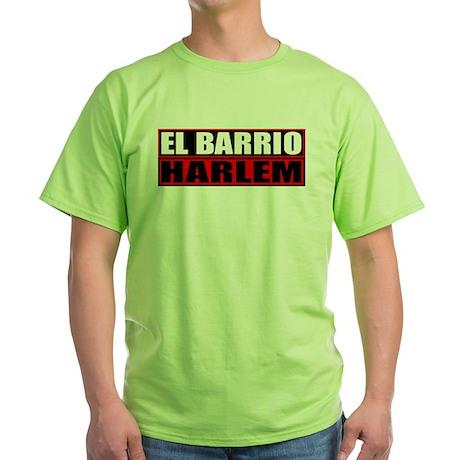 Spanish Harlem Green T-Shirt