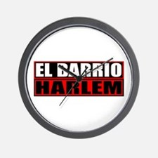 Spanish Harlem Wall Clock