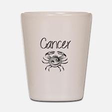 cancer Shot Glass