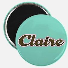 Claire Aqua Magnet