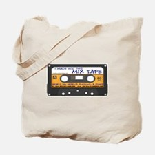 WRFR's I Made You This Mix Tape Tote Bag