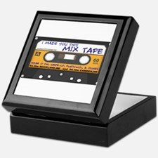 WRFR's I Made You This Mix Tape Keepsake Box