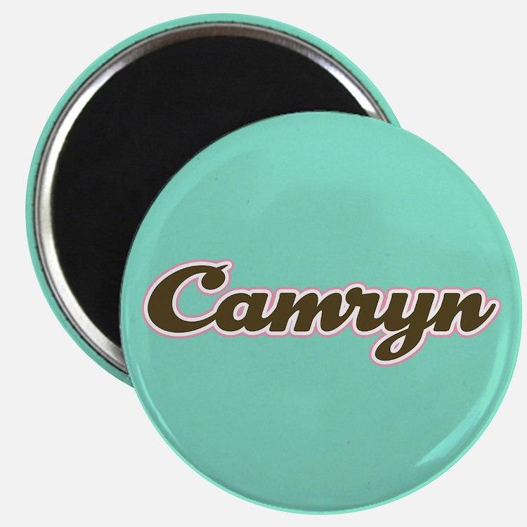 Camryn Aqua Magnet